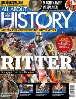 All About History – Auf den Schlachtfeldern des Mittelalters: von Buss,  Oliver