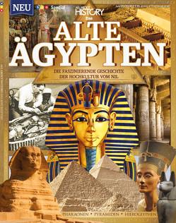 ALL ABOUT HISTORY – Das alte Ägypten von bpa media GmbH, Buss,  Oliver