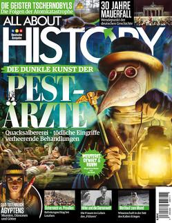 All About History – Die dunkle Kunst der PEST-ÄRZTE von Buss,  Oliver