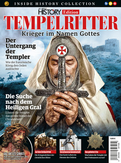 ALL ABOUT HISTORY Edition: TEMPELRITTER von Buss,  Oliver