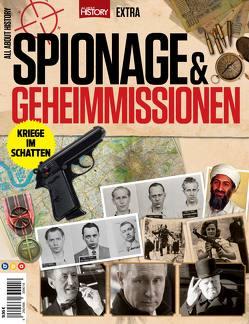 All About History EXTRA – Spionage & Geheimmissionen von Buss,  Oliver