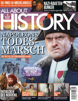 All About History – Napoleons Todesmarsch von Buss,  Oliver
