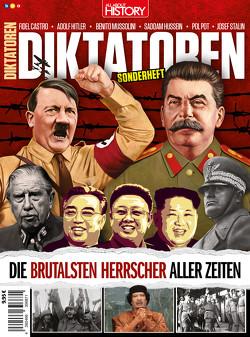 All About History Sonderheft: DIKTATOREN von Buss,  Oliver