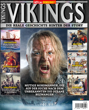 All About History SONDERHEFT: VIKINGS von Buss,  Oliver
