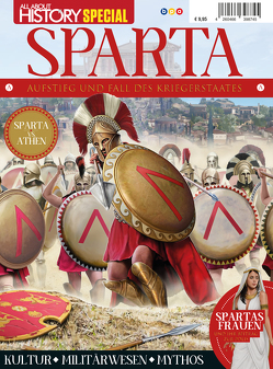 All About History: SPARTA von Buss,  Oliver