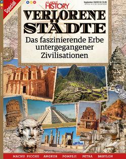 ALL ABOUT HISTORY – Verlorene Städte von bpa media GmbH, Buss,  Oliver