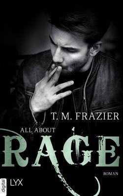 All About Rage von Frazier,  T. M.
