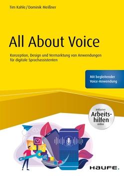 All About Voice – inkl. Arbeitshilfen online von Kahle,  Tim, Meißner,  Dominik