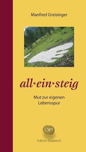 all-ein-steig von Greisinger,  Manfred