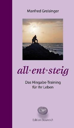 all-ent-steig von Greisinger,  Manfred