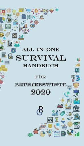 All-in-One-Survival-Handbuch für Betriebswirte von Gröls-Verlag,  Redaktion