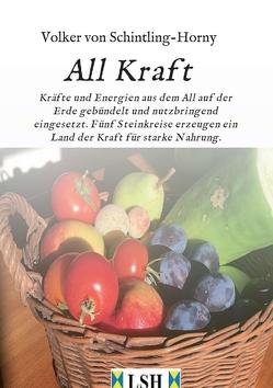 All Kraft von von Schintling-Horny,  Volker