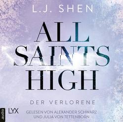 All Saints High – Der Verlorene von Mehrmann,  Anja, Shen,  L.J.
