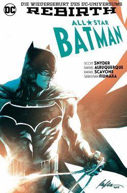 All-Star Batman von Albuquerque,  Rafael, Fiumara,  Sebastian, Kruhm,  Ralph, Scavone,  Rafael, Snyder,  Scott