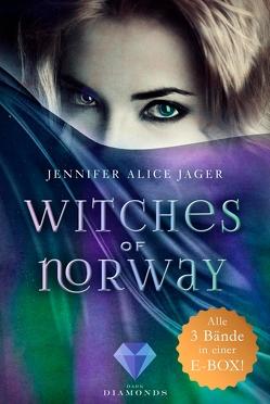 Witches of Norway: Alle 3 Bände der magischen Hexen-Reihe in einer E-Box! von Jager,  Jennifer Alice