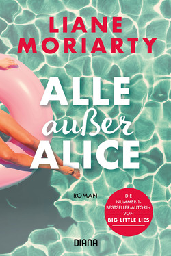 Alle außer Alice von Moriarty,  Liane, Strasser,  Sylvia