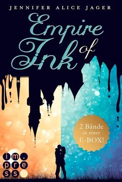 Empire of Ink: Alle Bände der Fantasy-Reihe über die Magie der Tinte in einer E-Box! von Jager,  Jennifer Alice