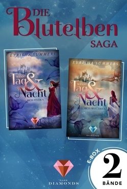 Alle Bände der romantisch-fantastischen »Blutelben« in einer E-Box (Die Blutelben-Saga ) von Summers,  Eyrisha