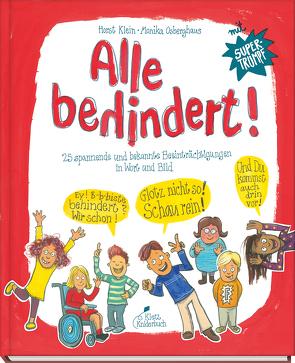Alle behindert! von Klein,  Horst, Osberghaus,  Monika
