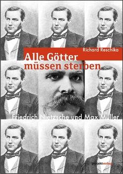 """""""Alle Götter müssen sterben …"""" von Reschika,  Richard"""