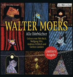 Alle Hörbücher von Bach,  Dirk, Fröhlich,  Andreas, Gawlich,  Cathlen, Krajczok,  Michal, Moers,  Walter, Völz,  Wolfgang