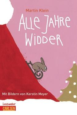 Alle Jahre Widder von Klein,  Martin, Meyer,  Kerstin