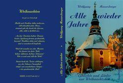 Alle Jahre wieder – 2. Auflage von Mauersberger,  Wolfgang, Sagittarius Verlag