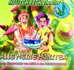 Alle meine Monster von Hnlicka,  Anna