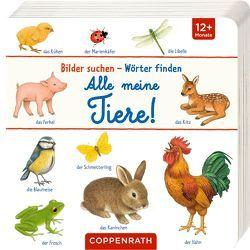 Alle meine Tiere! von Brauer,  Sybille