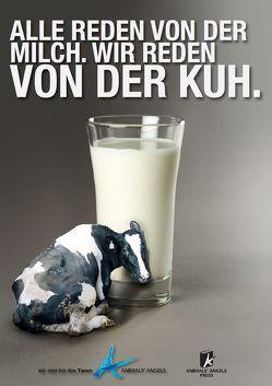 Alle reden von der Milch. Wir reden von der Kuh. von Blanke,  Christa, Greger,  Sophie