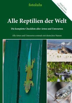 Alle Reptilien der Welt von fotolulu