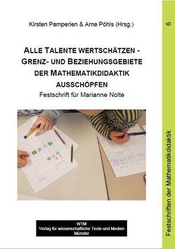 Alle Talente wertschätzen von Pamperien,  Kirsten, Pöhls,  Arne