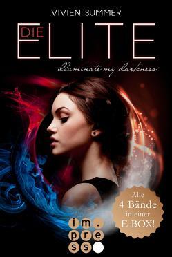 Alle vier Bände der Bestseller-Reihe in einer E-Box! (Die Elite ) von Summer,  Vivien