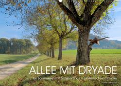ALLEE MIT DRYADE (Wandkalender 2020 DIN A2 quer) von fru.ch