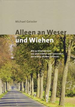 Alleen an Weser und Wiehen von Geißler,  Michael