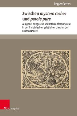 Allegorie und Allegorese von Gerrits,  Rogier