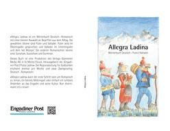 Allegra Ladina von Jann,  Angela, Parli,  Jürg, Tscharner,  Gion