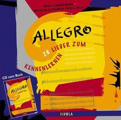 Allegro – CD von Lemmermann,  Heinz, Torkel,  Wilhelm A