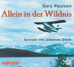 Allein in der Wildnis von Lindquist,  Thomas, Paulsen,  Gary, Steck,  Johannes