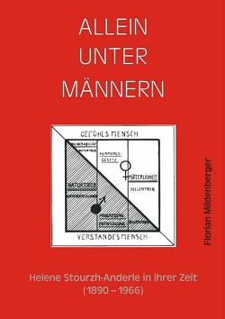 Allein unter Männern von Mildenberger,  Florian,  Florian