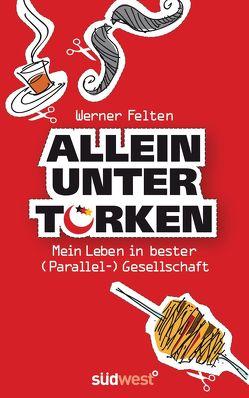 Allein unter Türken von Felten,  Werner