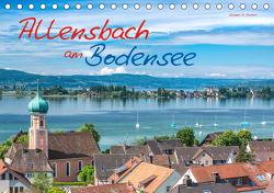 Allensbach am Bodensee (Tischkalender 2021 DIN A5 quer) von Di Domenico,  Giuseppe