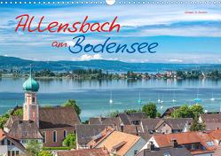 Allensbach am Bodensee (Wandkalender 2021 DIN A3 quer) von Di Domenico,  Giuseppe