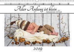 Aller Anfang ist klein – Babykalender mit Noah (Wandkalender 2019 DIN A3 quer)