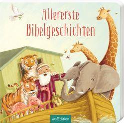 Allererste Bibelgeschichten von Bartos-Höppner,  Barbara, Woodward,  Antonia