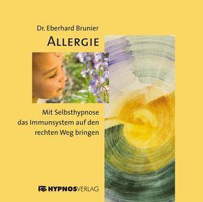 Allergie von Brunier,  Eberhard