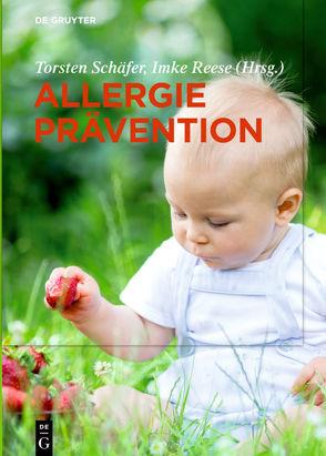 Allergieprävention von Reese,  Imke, Schaefer,  Torsten