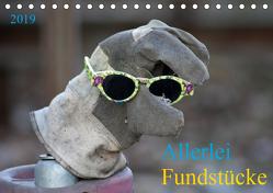 Allerlei Fundstücke (Tischkalender 2019 DIN A5 quer) von SchnelleWelten