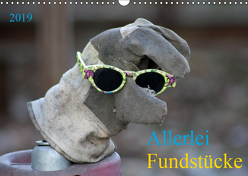 Allerlei Fundstücke (Wandkalender 2019 DIN A3 quer) von SchnelleWelten