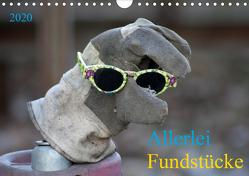 Allerlei Fundstücke (Wandkalender 2020 DIN A4 quer) von SchnelleWelten